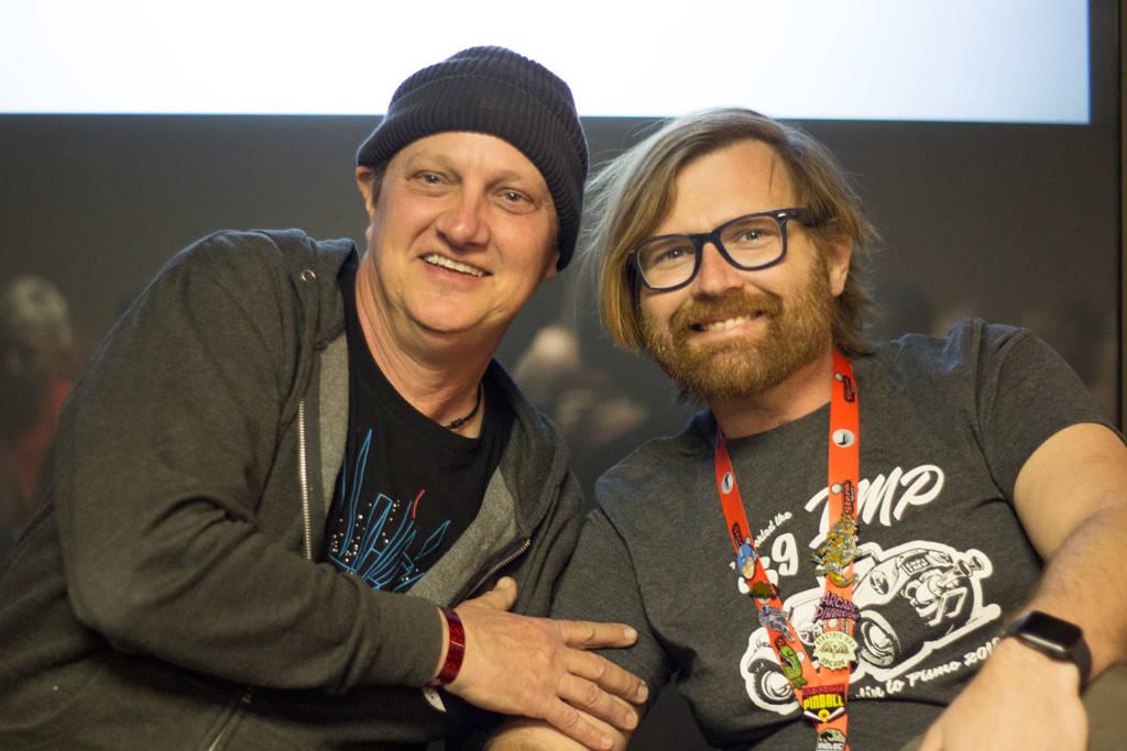John Weeks and Kenny Hardy