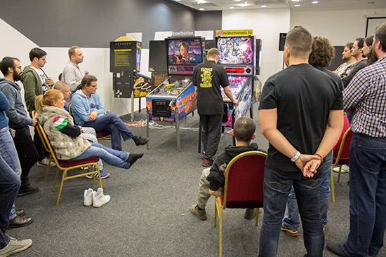 The semi-finals of the main HPO tournament