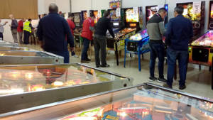 STR-Pinball Tournament @ Pinball Biar Association | Biar | Valencian Community | Spain