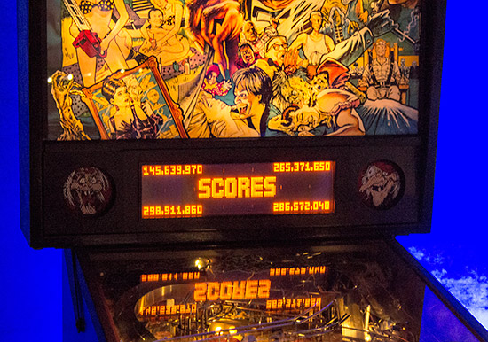 Final scores on Tales from the Crypt