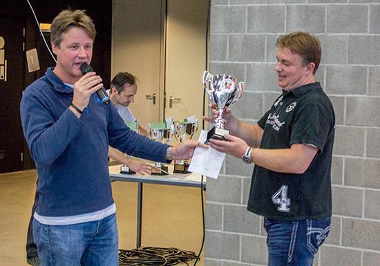 Fourth place, Erwin Deutschländer