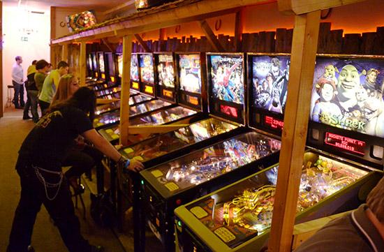 Inside Freddy's Pinball Paradise