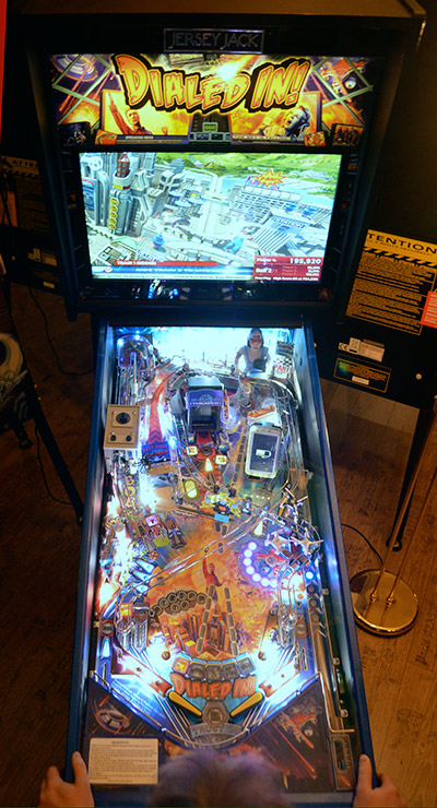 DIALED IN! LAUNCH PARTY – Welcome to Pinball News – First ...