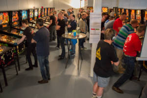 Dutch Pinball Masters @ NFV Clubhouse - To Be Confirmed | Veenendaal | Utrecht | Netherlands