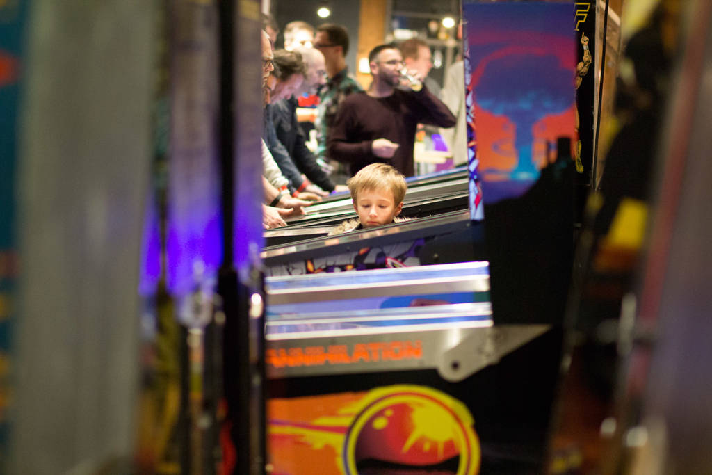 Pinball - the game for all ages