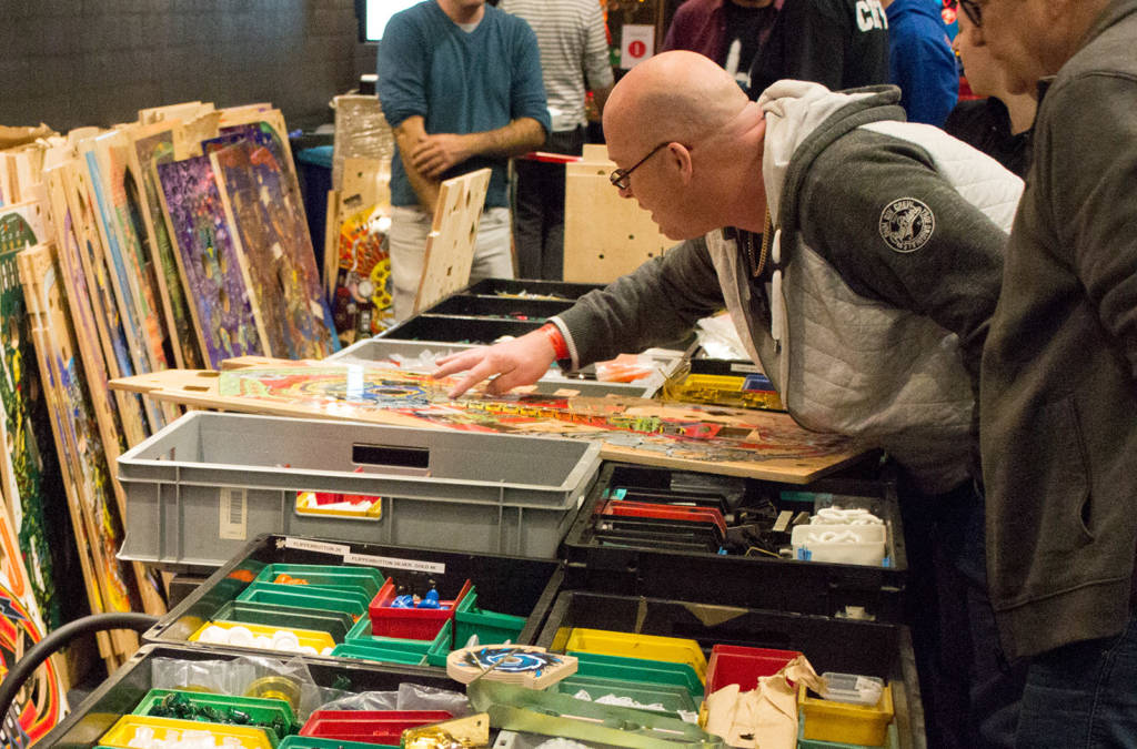 Checking a playfield before purchasing it