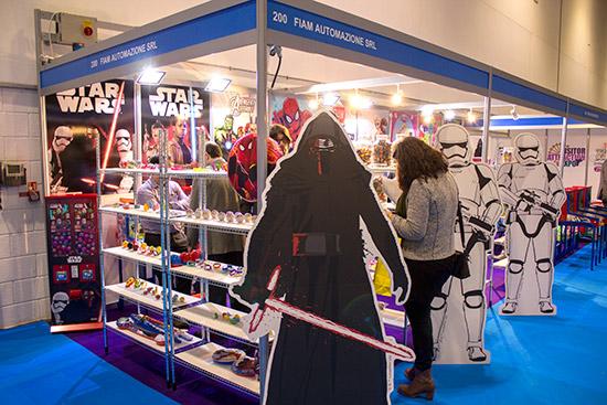 Star Wars stand-ups