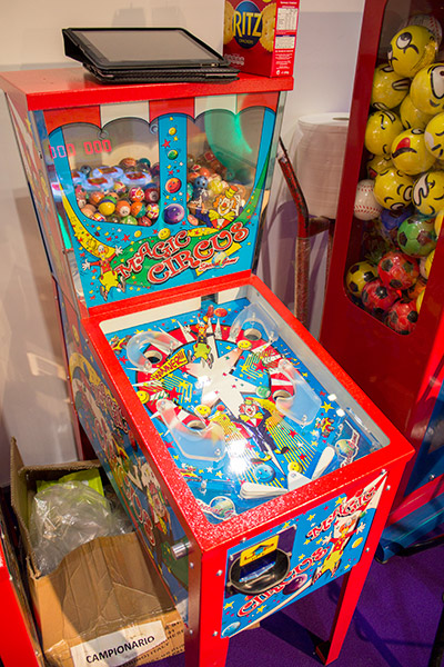 A Magic Circus game