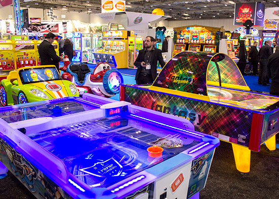 Plenty of fun games to try