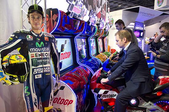 MotoGP bike racing game