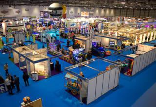 The EAG International 2016 trade show