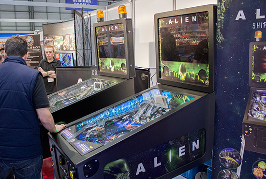 The two Alien games