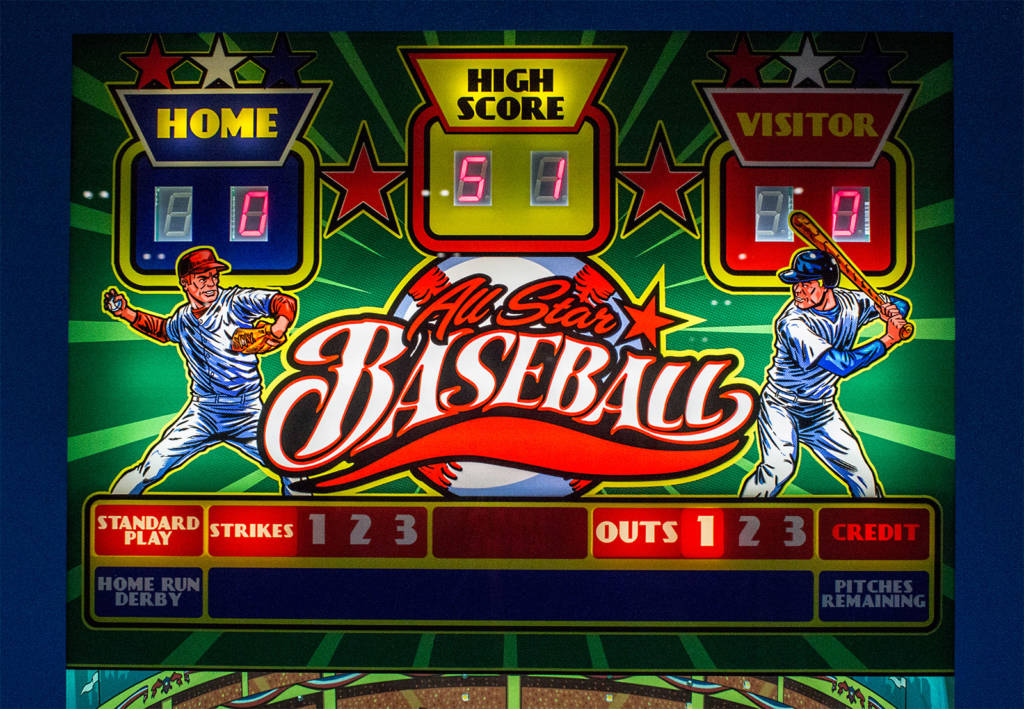 All Star Baseball by Gizmo Games and marketed by Valley Dynamo