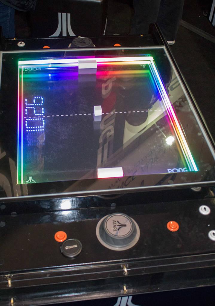 Atari's Pong