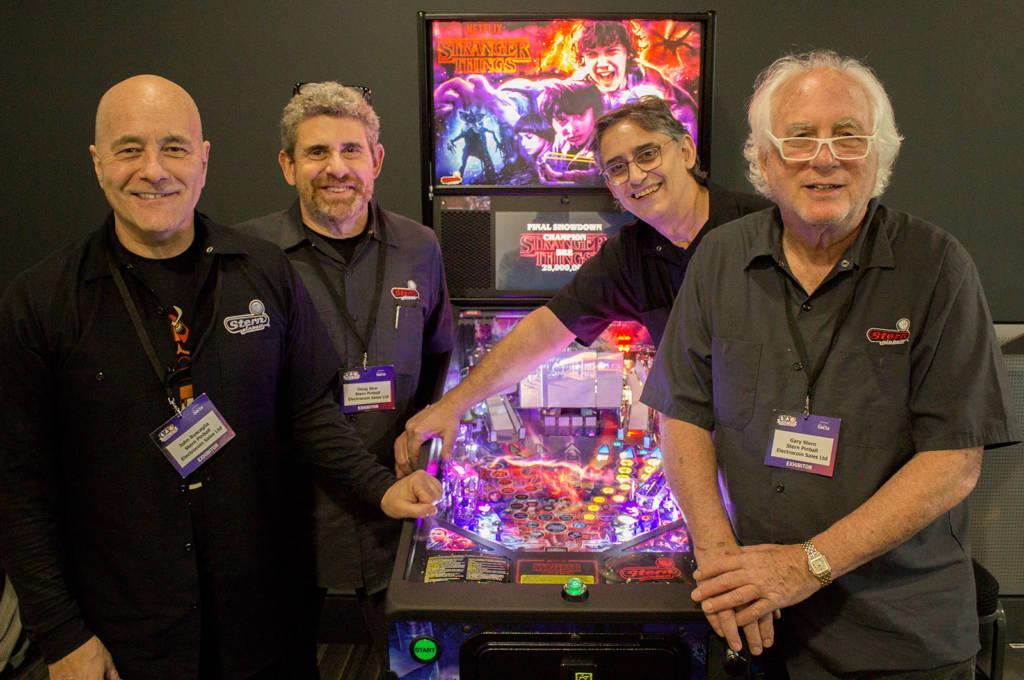 John Buscaglia, Doug Skor, George Gomez and Gary Stern