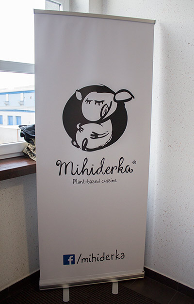 A poster for Mihiderka