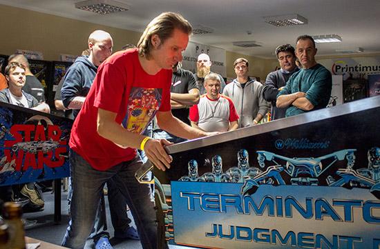 The Mihiderka Modern Tournament begins