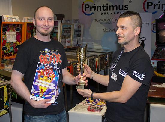 Second place, Olli-Mikko Ojamies