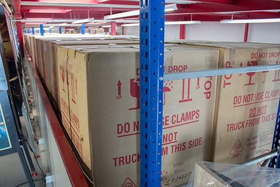 Stern Pinball boxes