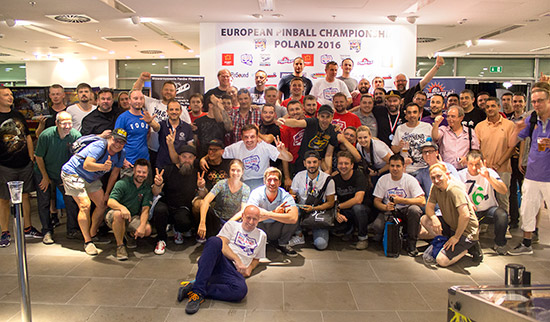 Organisers and players in the EPC