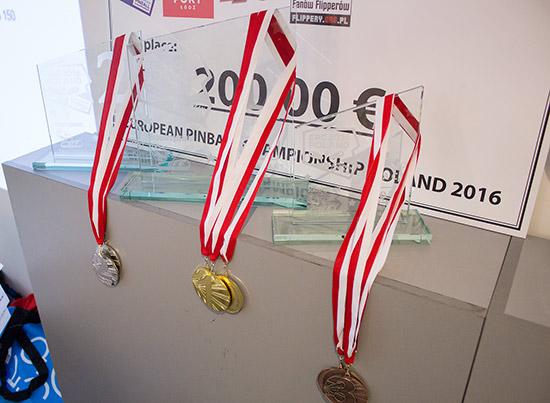 The Team Tournament awards