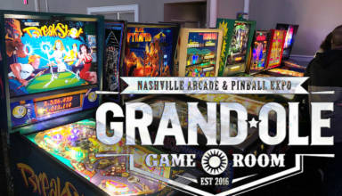 The Grand Ole Gameroom Expo in Nashville