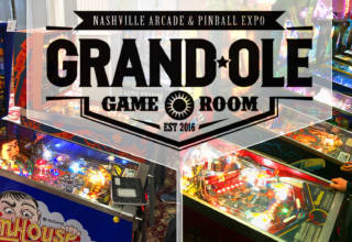 The 2019 Grand Old Gameroom Expo