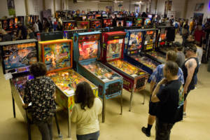 Golden State Pinball Festival @ Lodi Grape Festival Grounds | Lodi | California | United States