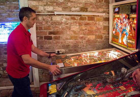 Rafael Masedo Rodríguez was player three