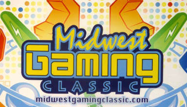 The Midwest Gaming Classic logo