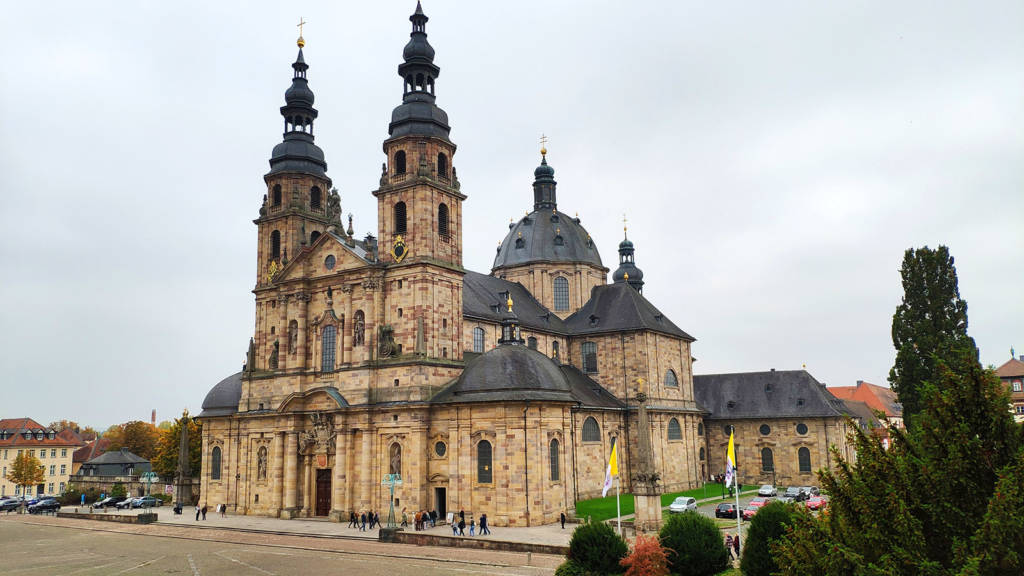 The Cathedral in Fulda