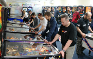 15th Polish Pinball Championships & PSF Cup 2019 @ JJP Flipper Club | Bytom | śląskie | Poland