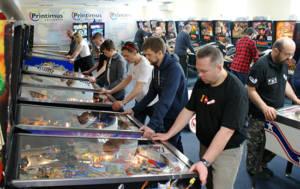 Polish Pinball Championship & PSF Cup @ JJP Flipper Club | Bytom | śląskie | Poland