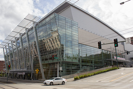 The Greater Tacoma Conference and Trade Center