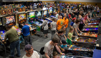 The Northwest Pinball & Arcade Show 2016