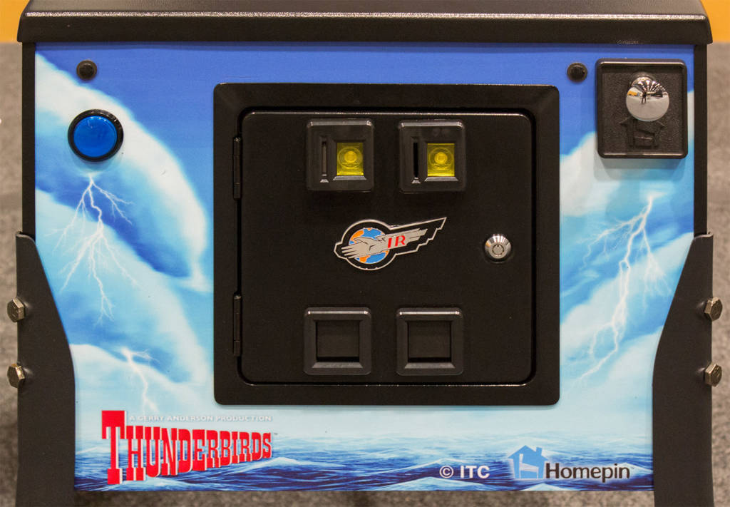 The Thunderbirds cabinet front