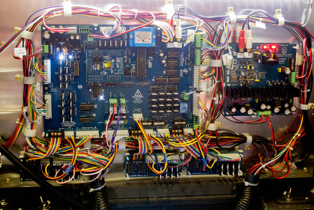 The control boards