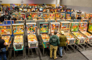 Northwest Pinball & Arcade Show @ Greater Tacoma Convention & Trade Center | Tacoma | Washington | United States