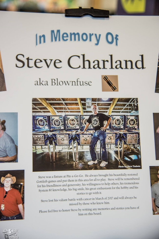 About Steve Charland