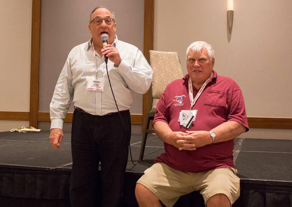 Rob Berk & Mike Pacak