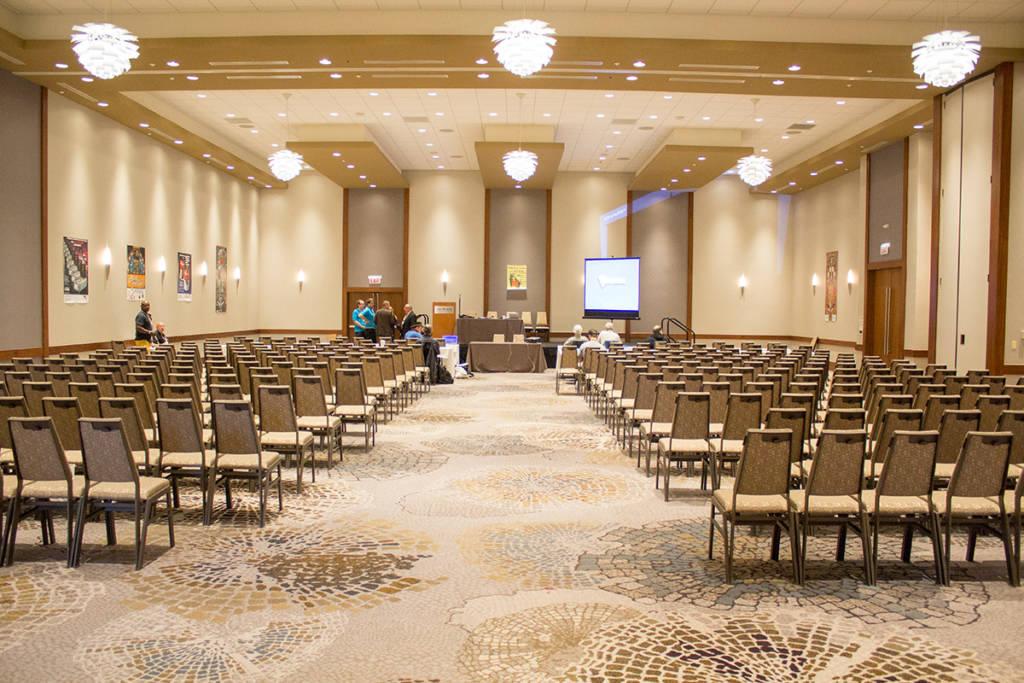 The Seminars Hall