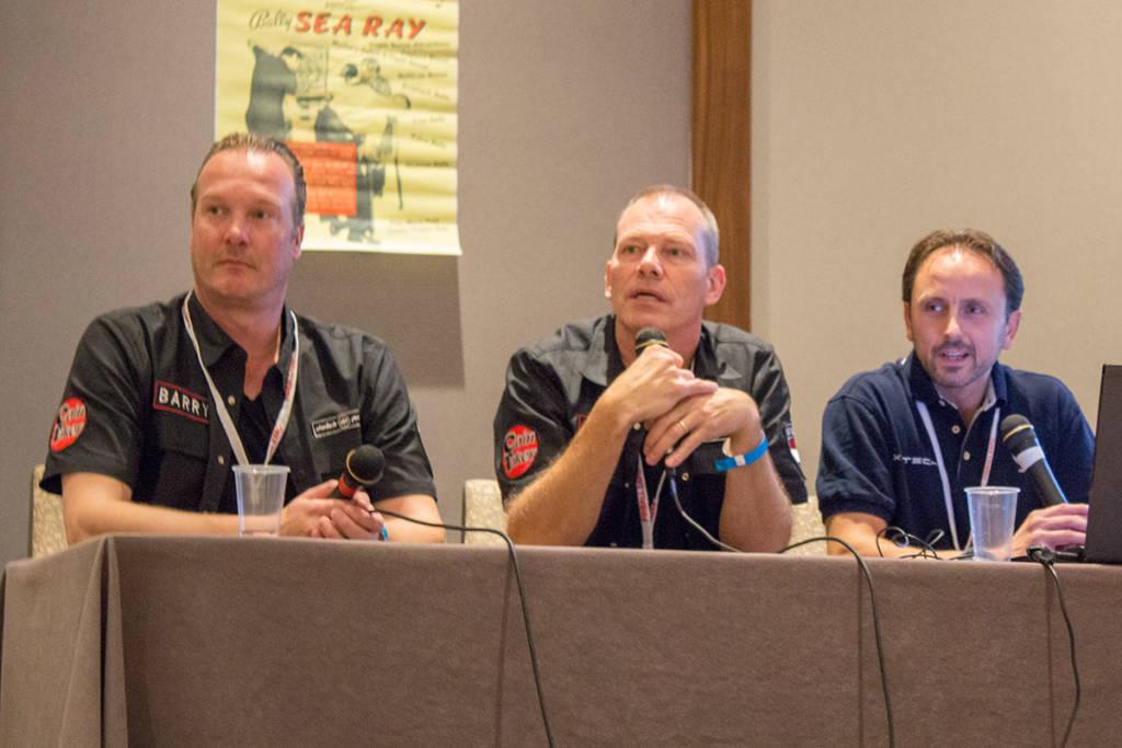 Barry, Jaap & Erwin
