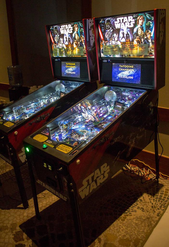 Tournament machines