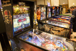 VIRTUALISED: 36th Pinball Expo @ Westin Chicago North Shore | Wheeling | Illinois | United States
