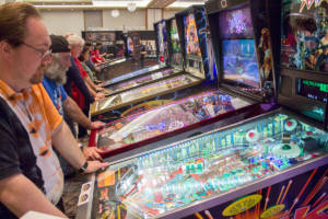 Pinball Palooza - Cancelled @ Schaumburg | Illinois | United States