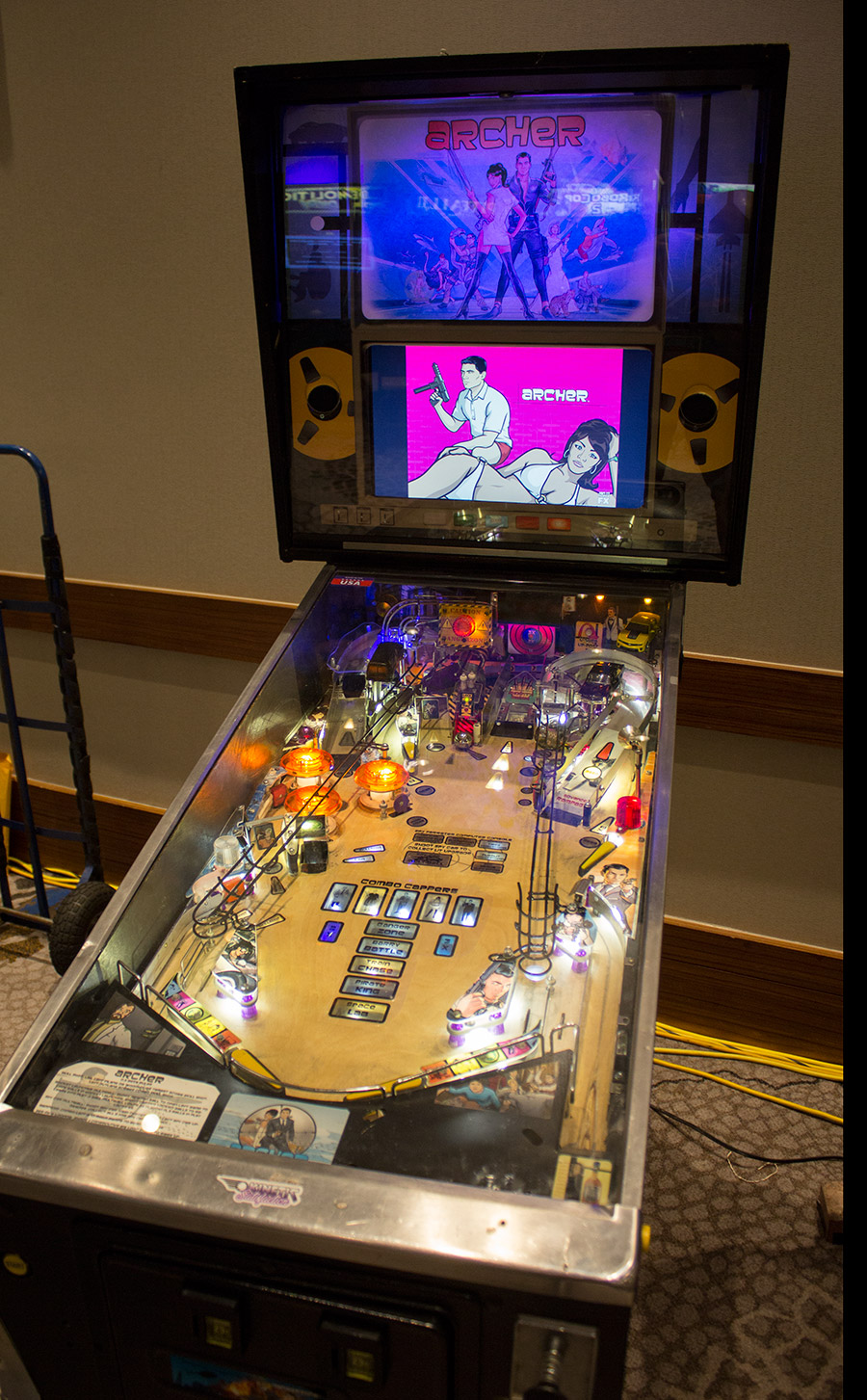 PINBALL EXPO 2018 ? SUNDAY - Pinball Nirvana Forums