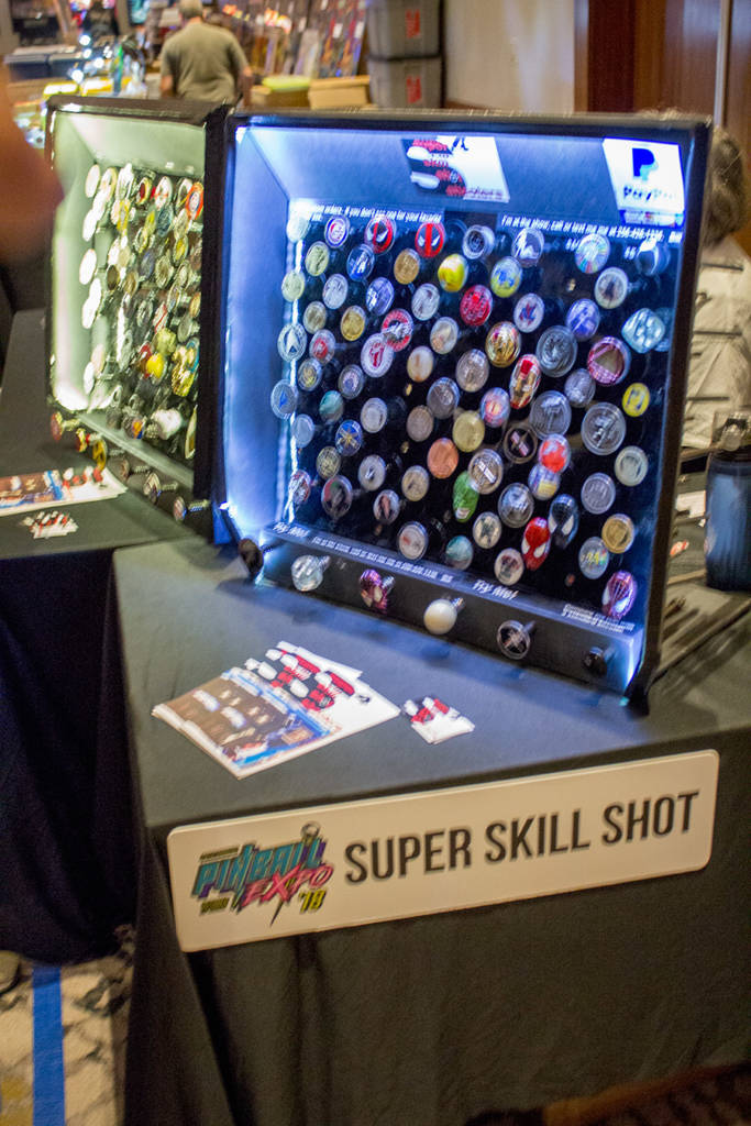 Super Skill Shot were selling many different designs of customised shooter rods