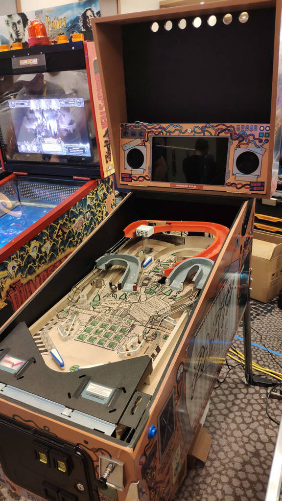 Party Time pinball