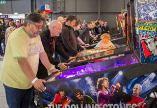 Northern Lights Pinball at Play Expo 2016