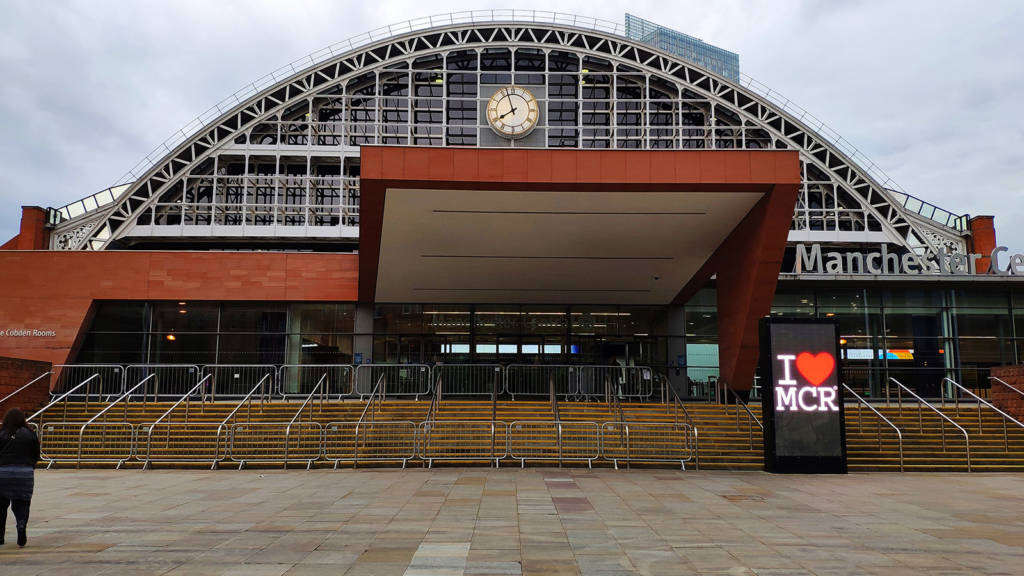Manchester Central Convention Centre